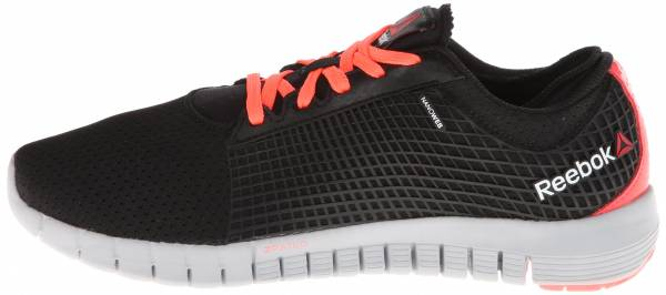 Reebok Zquick woman black/punch pink/steel