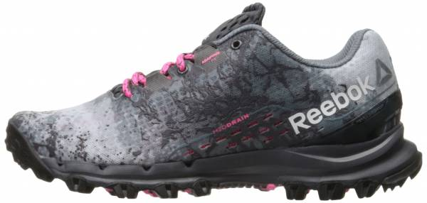 Reebok All Terrain Thrill woman ash grey/asteroid dust/poison pink/cloud grey/black/silver