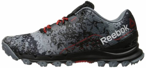 Reebok All Terrain Thrill men asteroid dust-black-riot red
