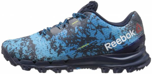 Reebok All Terrain Thrill men collegiate navy/royal slate/wild blue/hero yellow