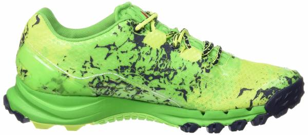 Reebok All Terrain Thrill men multicolour - verde / azul / blanco / amarillo (solar green / co