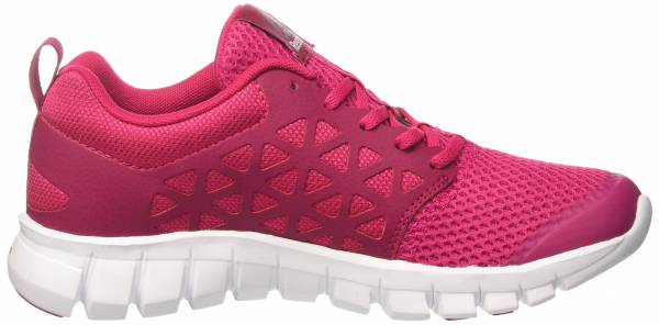 Reebok Sublite XT Cushion 2.0 - Pink (Pink Craze / Manic Cherry / White / Pewter)