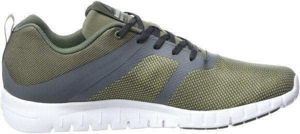 Reebok ZQuick Lite men green (hunter green/ash grey/coal/alloy/white)