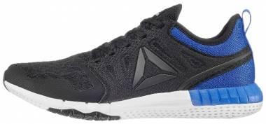 Reebok ZPrint 3D - Negro Black Vital Blue White Pewter (BS9082)