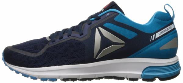 15cc4f9aaf5e Reebok One Distance 2.0 Azul (Collegiate Navy   Wild Blue   Pewter   White)