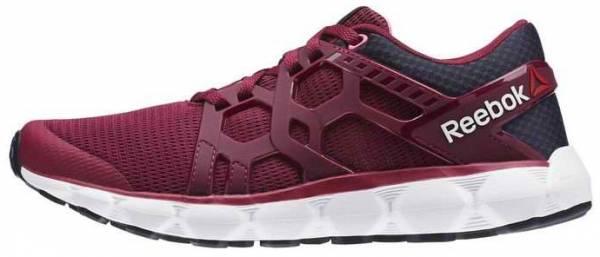 Reebok Hexaffect Run 4.0 MTM men rebel berry / purple delirium / poison pink / white