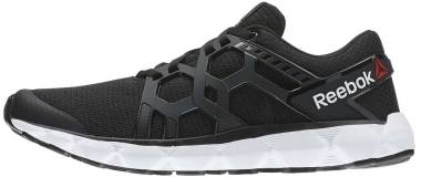 Reebok Hexaffect Run 4.0 MTM - Black/White (AR3089)