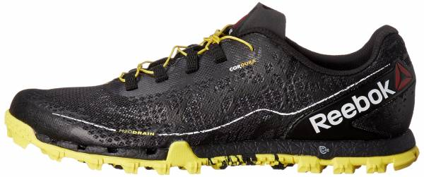 Reebok All Terrain Super OR men black/white/yellow spark/coal