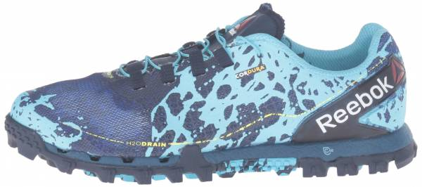 Reebok All Terrain Super OR woman noble blue/collegiate navy/crisp blue/hero yellow