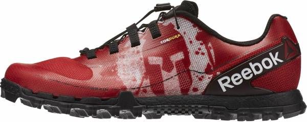 Reebok All Terrain Super OR men excellent red/white/black/coal