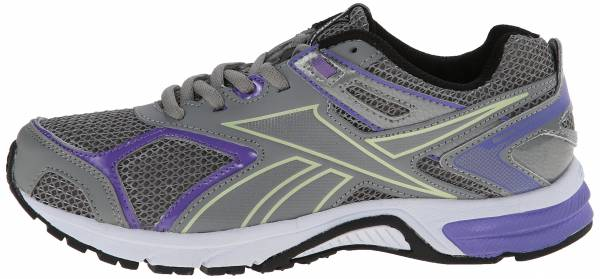 Reebok QuickChase woman flat grey/lush orchid/citrus glow/black