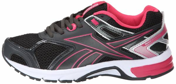 Reebok QuickChase woman gravel/blazing pink/pure silver/white