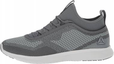 Reebok Plus Runner ULTK - Alloy Flat Grey Skull Grey