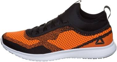 Reebok Plus Runner ULTK - Arancione (Wild Orange / Black / Running White)