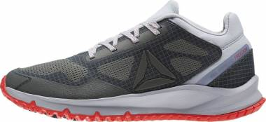 Reebok All Terrain Freedom - Gris Cloud Grey Irnstne Dayglow Red Met Gry N (BS9946)