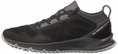 Reebok All Terrain Freedom - Black/Ash Grey/Skull Grey/White/Pewter