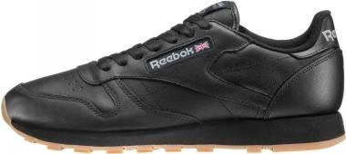 Reebok Classic Leather - Negros (T01562)
