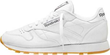 Reebok Classic Leather - Weiss