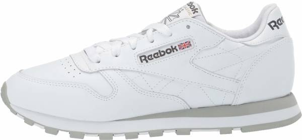 Reebok Classic Leather - White-Gum (CN5769)