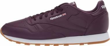 Reebok Classic Leather Urban Violet/White Men