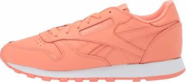 Reebok Classic Leather - Orange (CN7605)