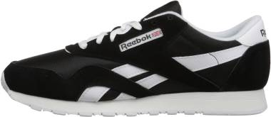 Reebok Classic Nylon - Black / White / None