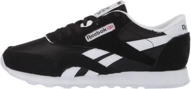 Reebok Classic Nylon - Black / White / None (FV4506)