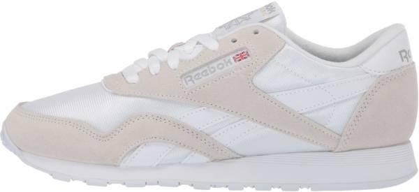 Reebok Classic Nylon - White / Light Grey / None (FV1593)