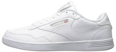 Reebok Club MEMT - White/Steel (V63340)