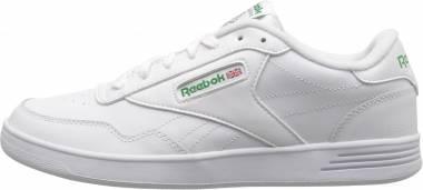 Reebok Club MEMT - White/Glen Green (V67512)