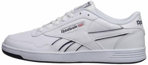 Reebok Club MEMT - White Cyan White