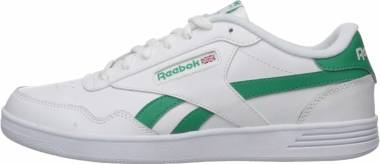Reebok Club MEMT - White Emerald White