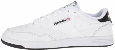 Reebok Club MEMT - White/White/Black