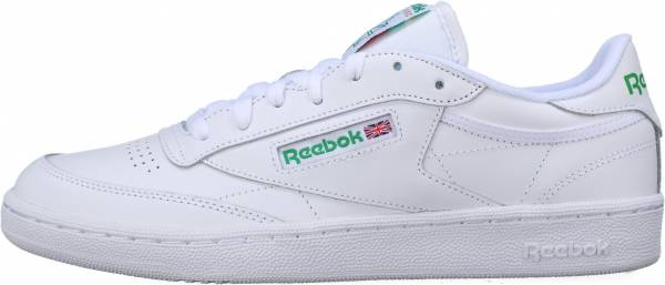 Reebok Club C 85 - White (AR0456)