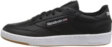 Reebok Club C 85 - Int-Black / White-Gum (AR0458)