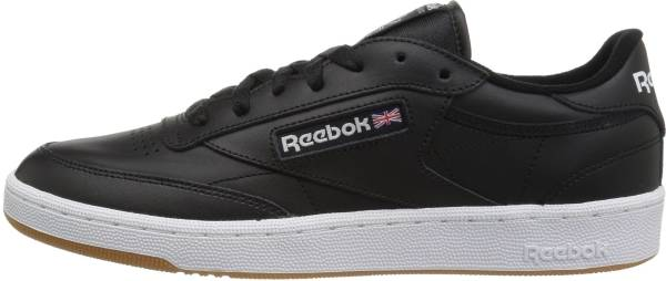 Reebok Club C 85 Int-Black / White-Gum