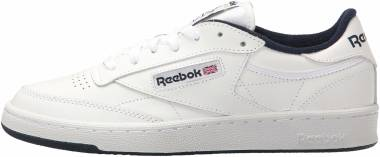 Reebok Club C 85 - White (AR0457)