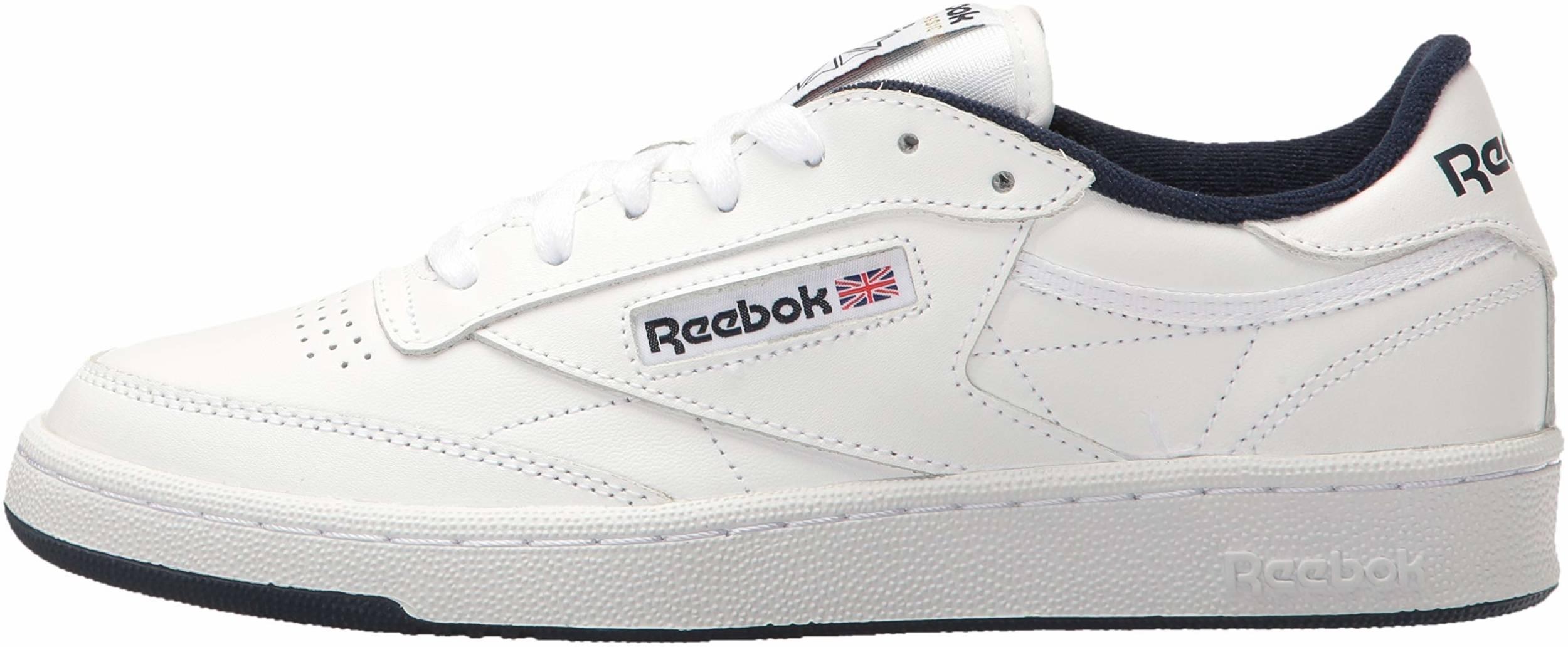reebok white sneakers men