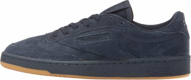 Reebok Club C 85 TG Collegiate Navy/Nite Navy/Gum Men