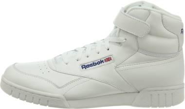 Reebok Ex-O-Fit Hi - White (T75502)