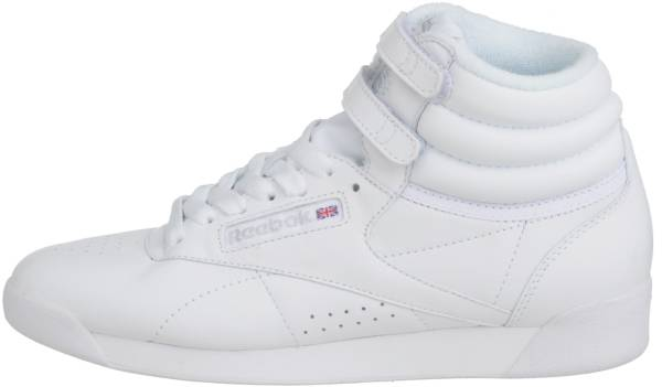 Women's Freestyle Hi (With images) | Reebok freestyle