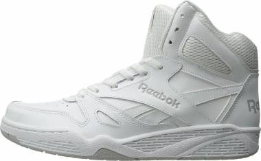 Reebok Royal BB4500 Hi - White/Steel