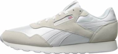 Reebok Royal Nylon - White White Steel