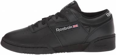 Reebok Workout Low - Black (CN0637)