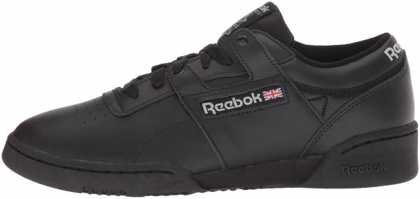 Reebok Workout Low Int-Black / Light Grey