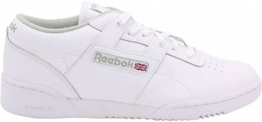 Reebok Workout Low - White