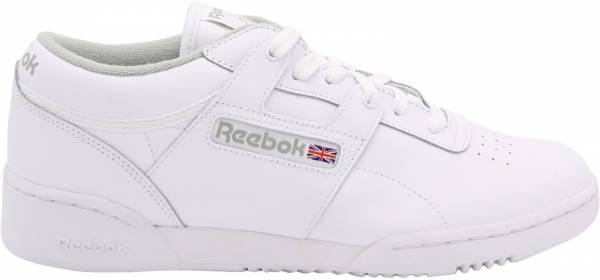 Reebok Workout Low White
