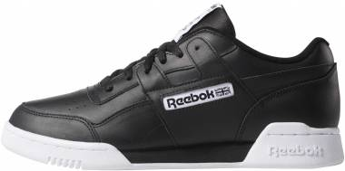 Reebok Workout Plus - Black White