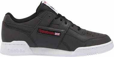 Reebok Workout Plus - Black/White/Excellent Red