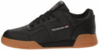 Reebok Workout Plus - Black / Carbon / Classic Red / Reebok Royal / Gum